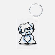 Coton Cartoon Keychains