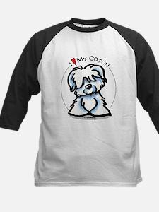 Love my Coton Kids Baseball Jersey