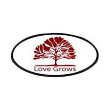 Love Grows Patches