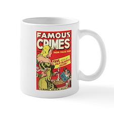 Famous Crimes Small Mug