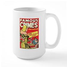Famous Crimes Mug