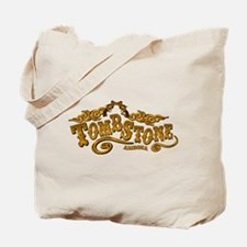 Tombstone Saloon Tote Bag