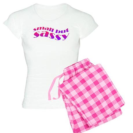 Small But Sassy Women's Light Pajamas