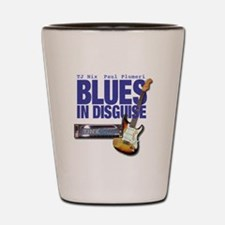 Blues In Disguise Shot Glass
