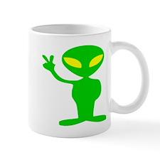 Aliens For Peace Mug