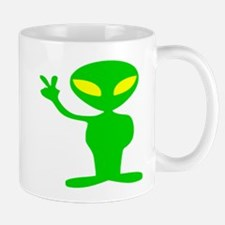 Aliens For Peace Mug