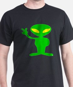 Aliens For Peace T-Shirt