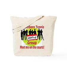 Funny Meetup Tote Bag