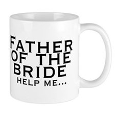 FOB-Wedding Small Mug