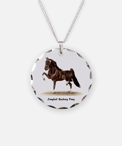 Hackney Pony Necklace