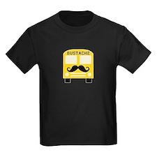 Bustache Bus Mustache T
