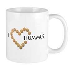 I heart hummus Mug