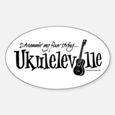 Ukuleleville Decal