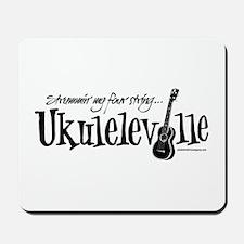 Ukuleleville Mousepad