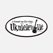 Ukuleleville Patches