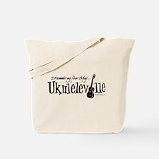 Ukuleleville Tote Bag