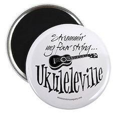 Ukuleleville Magnet