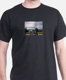 Funny Smokey mountains T-Shirt