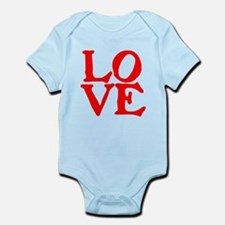 LOVE IIII Infant Bodysuit