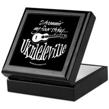 Ukuleleville Keepsake Box