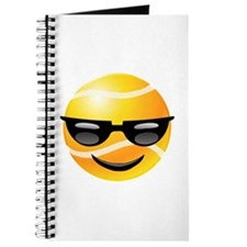 Smiley Tennis Journal