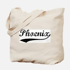 Vintage Phoenix Tote Bag