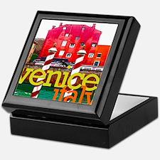 Travel to Venice Italy Keepsake Box