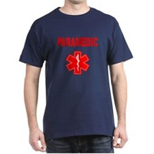 Paramedic T-Shirt (2 Sided)