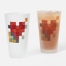 Shipping Love Pint Glass