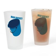 Mah Bucket Pint Glass
