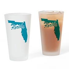 State Florida Pint Glass