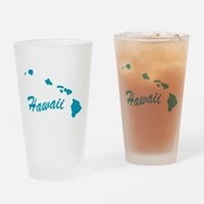State Hawaii Pint Glass