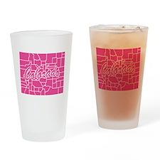 Pink Colorado Pint Glass