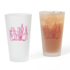 Wig Ride Pint Glass