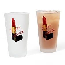 I Love Lipstick Pint Glass
