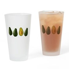 Avocados Pint Glass