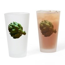 Artichoke Drinking Glass