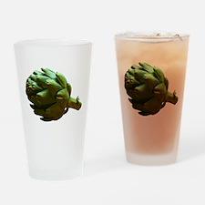 Artichoke Drinking Glass