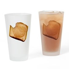 Plain Grilled Cheese Sandwich Pint Glass