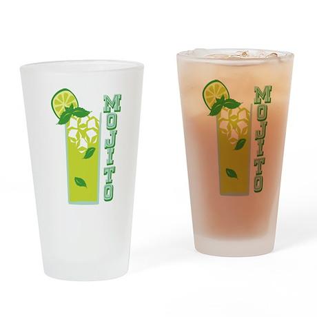 Mojito Pint Glass