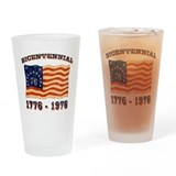 1976 Drinking Glass