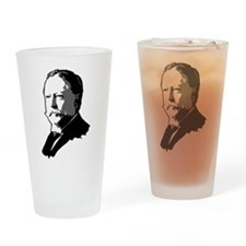 William Howard Taft Pint Glass