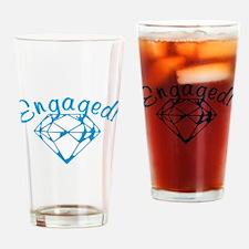 Engaged Pint Glass
