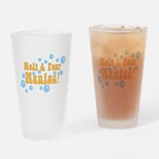 Melt And Pour Maniac Pint Glass