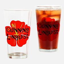 Cunning Linguist Pint Glass