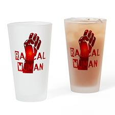 Radical Woman Pint Glass