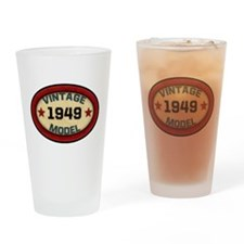 Birthday Vintage Model Year Pint Glass