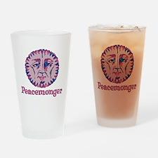 Ancient Peacemonger Pint Glass