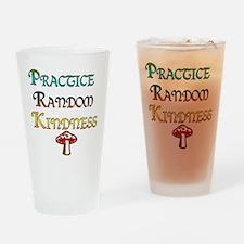Practice Random Kindness Pint Glass