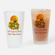 Summer Pagan Goddess Pint Glass